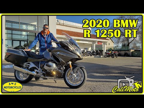 2020 BMW R 1250 RT Review