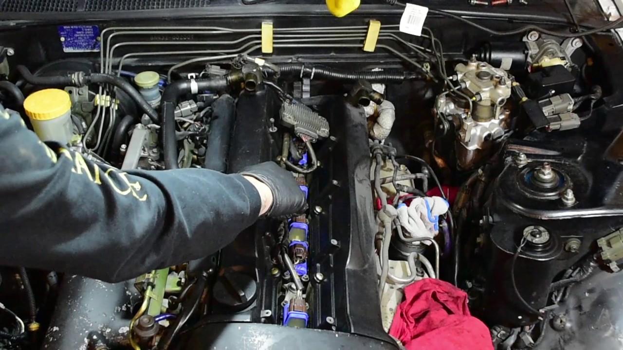 Nissan Skyline R32 Gtr Engine Bay Makeover Part 1 Youtube R33 Wiring Diagram
