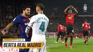 Download Video El Clasico di Semi Final Copa del Rey ● Real Madrid Siapkan 100 Juta Untuk Marcus Rashford MP3 3GP MP4