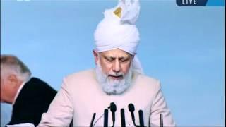 English - Concluding Address at Jalsa Salana Canada 2012 by Hadhrat Mirza Masroor Ahmad (aba)