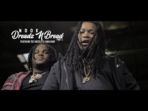 """Nook """"Dreadz n Bread"""" remix ft. Tee Grizzley x Sadababy [Official Music Video]"""
