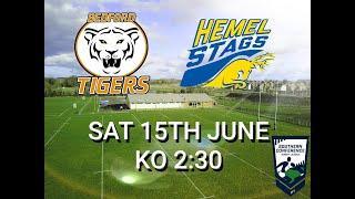 Bedford Tigers v Hemel Stags (H) - 15/06/2019 - Matchplay
