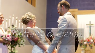 Brittany & Dallas - Wedding Highlight Film - Mackey Wedding Films