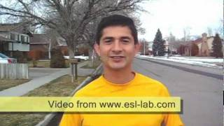 See http://esl-lab.com/health/health-video.htm for language activities that accompany the video. randall davis (www.esl-lab.com) discusses what he does to ex...