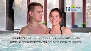 Kylpylähotelli Rauhalahti | Spa Hotel Rauhalahti | Kuopio | Finland