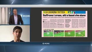 Gazzettan ringar in: Sverige sårbara på inlägg - TV4 Sport