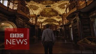 This is how to store human knowledge for eternity - BBC News