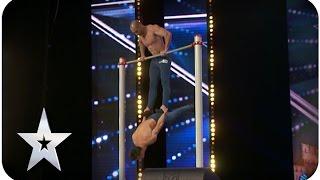 David e Gonçalo - Audições PGM 02 - Got Talent Portugal Série 02