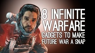 CoD Infinite Warfare: 8 Gadgets That Will Make Future Space War a Snap, Probably