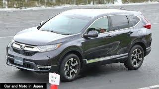 """Honda CR-V prototype : Black Metallic  """"Test Drive"""""""