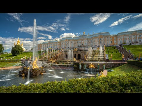 The Peterhof Palace