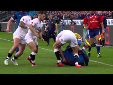 Chris Robshaw post France