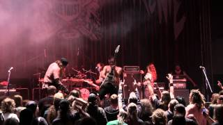EXHUMED Live At OEF 2013
