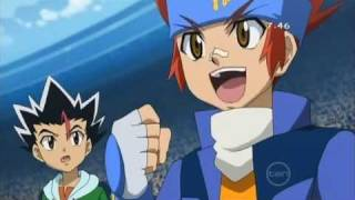 Beyblade Metal Masters Episode 23 - The End Of A Fierce Struggle - English Dubbed Part 2/2