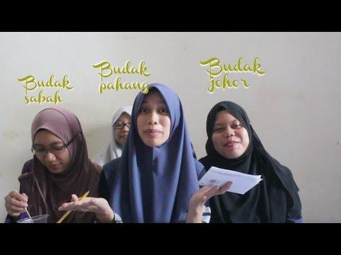 Bahasa Terengganu challenge