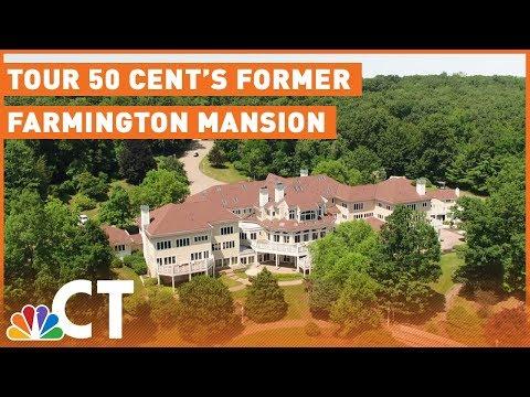 Tour The House 50 Cent Owned In Farmington   NBC Connecticut