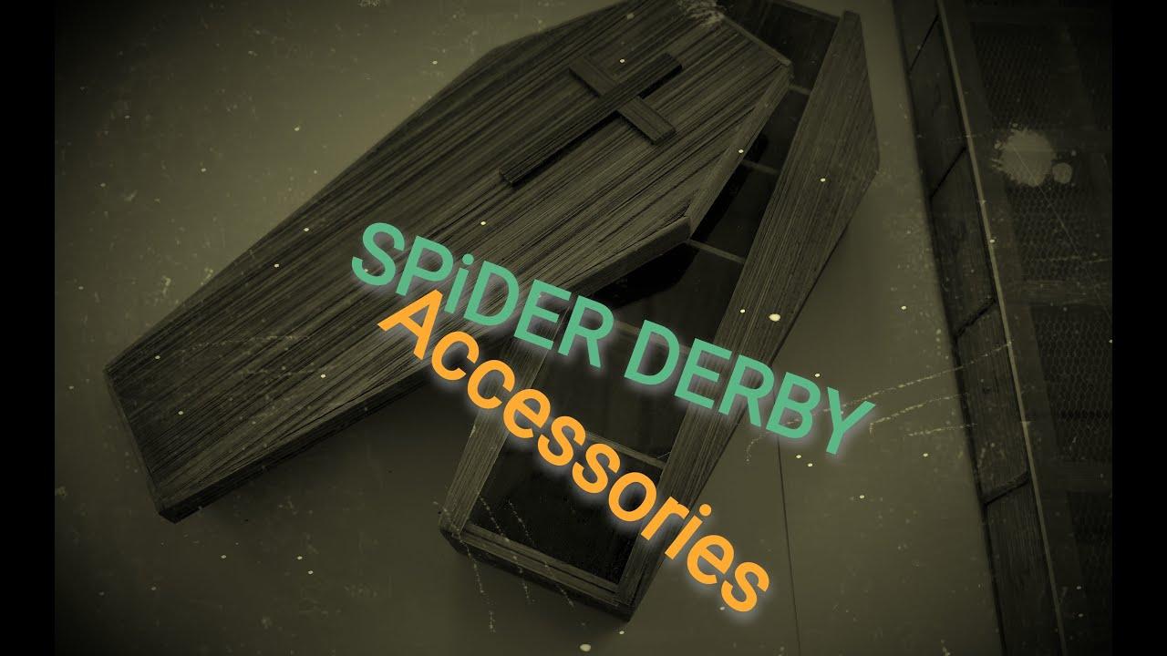 Download Derby Spider Accessories l Pitak Ruweda Load