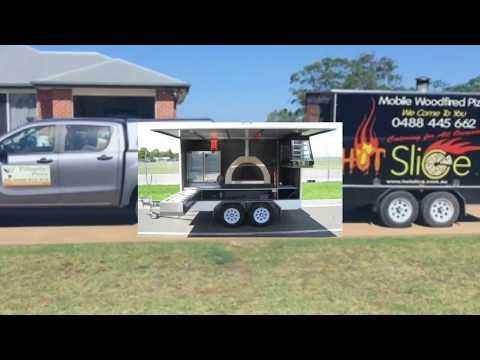 Wood-Fired Pizza Trailer- FOOD RELATED BUSINESSES FOR SALE IN TASMANIA, Hobart