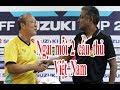 Lào vs Việt Nam: HLV Lào e sợ hai cầu thủ khá 'nổi tiếng' của đội tuyển Việt Nam