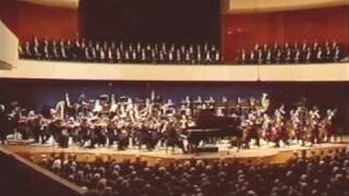 Hamelin plays Busoni - Piano Concerto 1/9