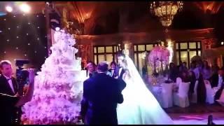 Новое видео со свадьбы дочери олигарха Мусы Бажаева