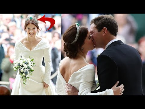 The Fascinating History Behind The Priceless Tiara Princess Eugenie Wore On Her Wedding Day