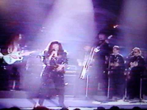DONNA SUMMER MELODY OF LOVE LIVE PARIS ZENITH 1994