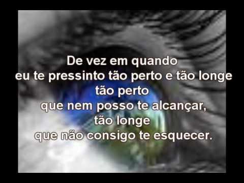 Andrea Bocelli & Hayley Westenra -- Vivo Per Lei...........Chamade uma Saudade  (Poema)