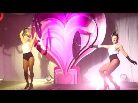 "Sydney French Cabaret and Burlesque Show- ""Darling Diamond Dolls"""