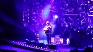 """Chris Stapleton """"Whiskey and You"""" 10/5/17 Moline, Illinois"""