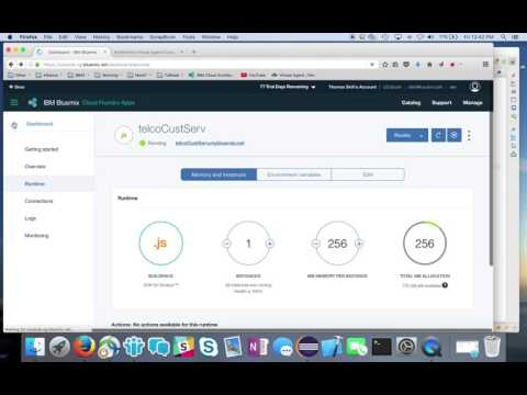Watson Virtual Agent Part 2 – Integrate with your own website
