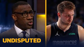 Skip & Shannon on Luka Doncic's neck injury ahead of Game 5 vs. Clippers | NBA | UNDISPUTED