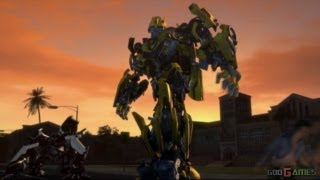 Transformers The Game - Gameplay PS2 (PS2 Games on PS3)