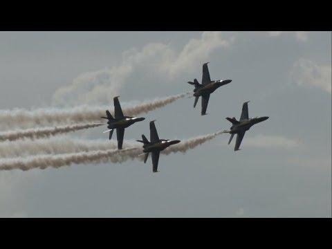 2018 NAS Oceana Airshow - US Navy Blue Angels