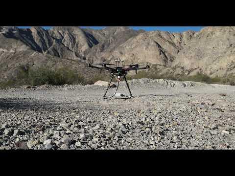 READY - SET - GO!!! UAV MAG - DAMS SRL