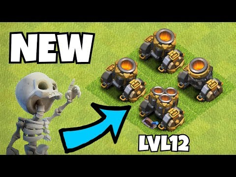 New Mortar, Spells And Changes!