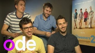 The Inbetweeners 2 interview: Boys talk STDs, One Direction and running over a kangaroo