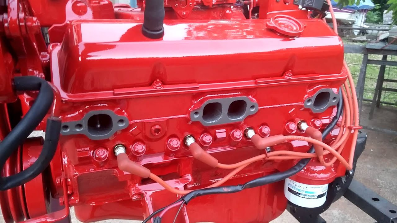 small resolution of volvo penta 260a gm 5 7l