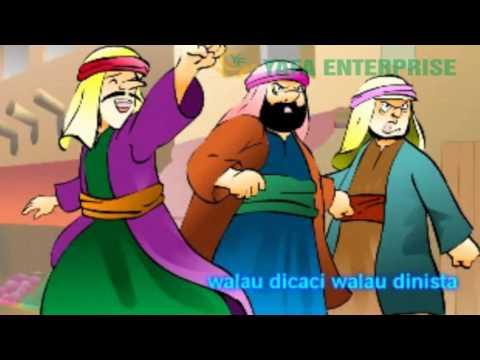 Nasyid kisah Nabi Yunus