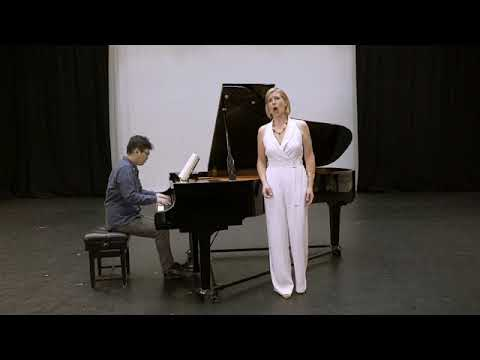 soprano Julia Kleiter and pianist Satoshi Kubo