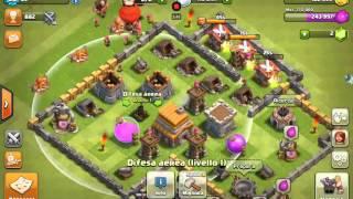 Come guadagnare risorse su clash of clans direttamente dal gioco