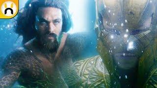 Jason Momoa Reveals Aquaman & Justice League Spoiler
