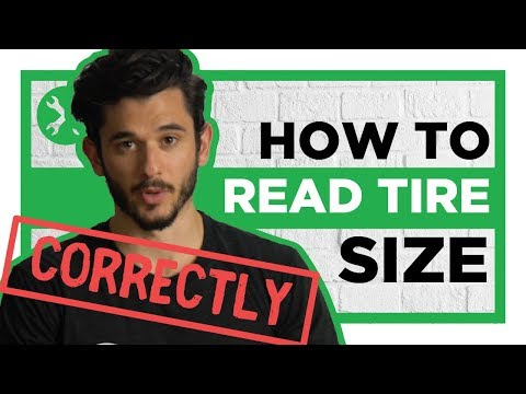 How to Read Tire Size and What it Means (Simplified) - FIXD