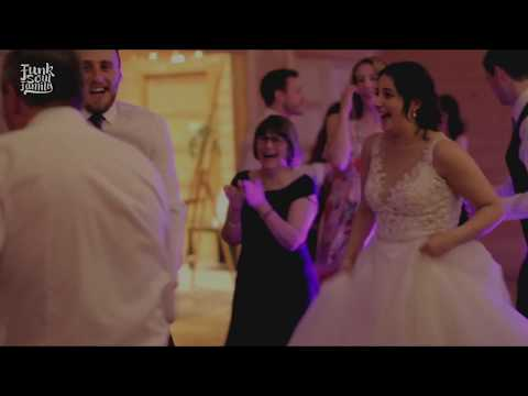 Ain't No Mountain High Enough Live | Manchester Wedding Band | Funk Soul Family