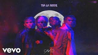 CNCO - Toa la Noche (Audio)