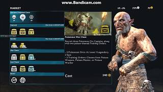 Middle-earth: Shadow of War Save Game for PC Download