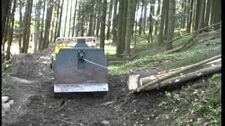 Raup trac RT55