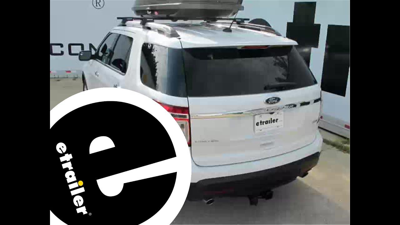small resolution of trailer brake controller installation 2014 ford explorer etrailer com