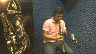 Diogo Pinheiro - 93 Million Miles by Jason Mraz - Brazilian Sax Cover