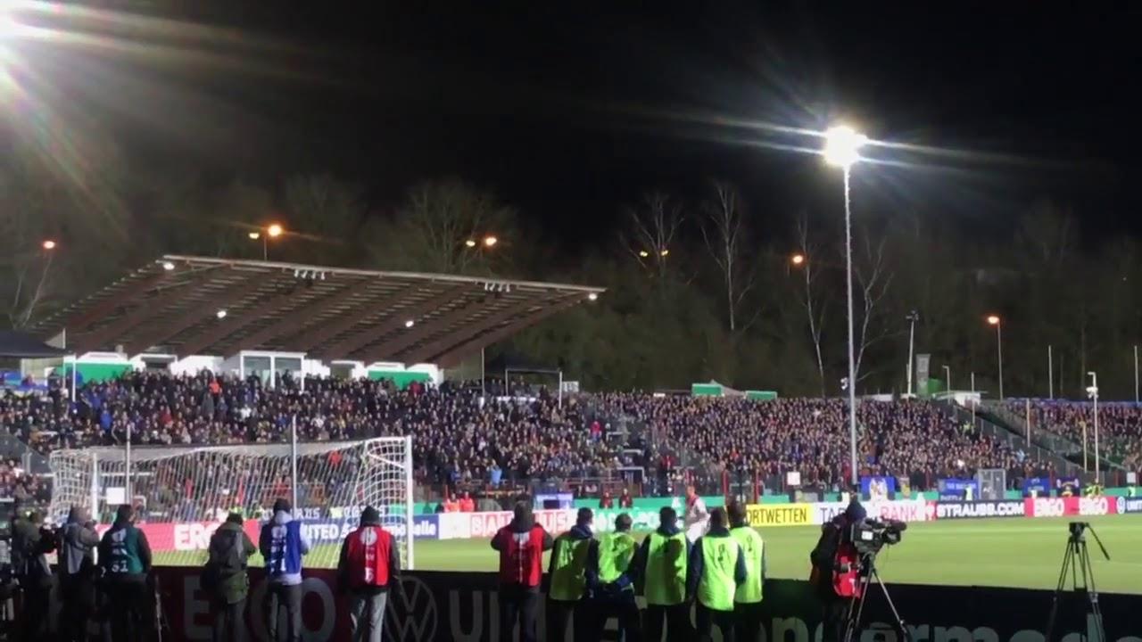 SaarbrГјcken DГјsseldorf Dfb Pokal